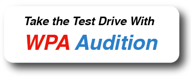 WPA AuditionTestDrive